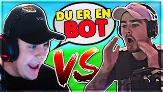 "GRAM ""MARCKOZHD IS THE BIGGEST BOT, WHO WILL EVER SEE HIM?"" Faits saillants danois Fortnite #362"