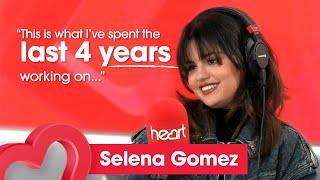 Selena Gomez spills all the details on her new album RARE 🖤 | FULL Interview | Heart
