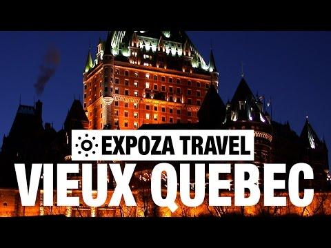 Vieux Québec Vacation Travel Video Guide
