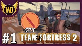 Let's Play Team Fortress 2: Spy - Part 1