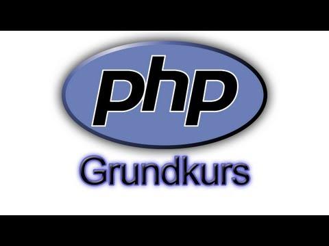 PHP Grundkurs Tutorial - #010 - MySQL Datenbanken unter PHP [Deutsch][HD]