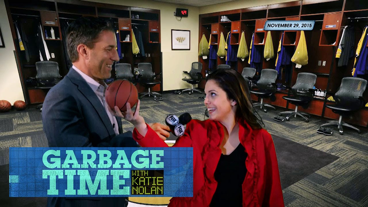 Katie Nolan + Kevin Burkhardt Act Out 2015 In Sports