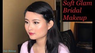 Makeup Tutorial. Wedding Day Makeup For Beautiful Bride Cherry. Trang Điểm Nhẹ Nhàng Cho Tiệc Tối