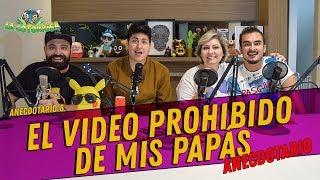 La Cotorrisa - Anecdotario 8 - El video prohibido de mis papás Ft. Ana julia y Paty Bacelis