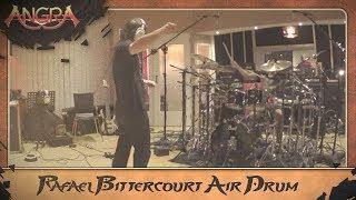 Maestro Rafael Bittencourt no Air Drum - (EN/PT SUBBED) [Making of the New Album Pt. 17]