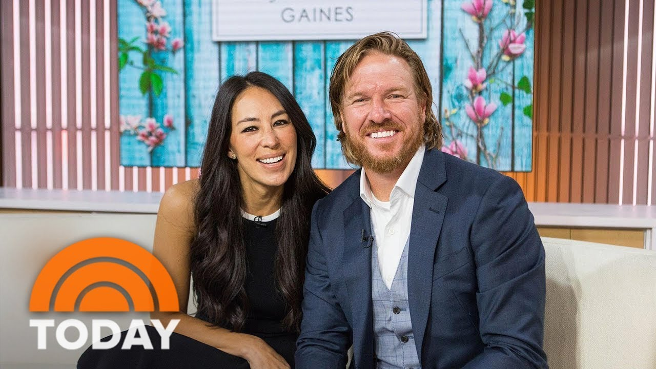 'Fixer Upper' stars Chip and Joanna Gaines are having another baby