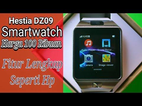 Smartwatch Harga 100 Ribuan | Bisa Nelpon,SMS,Kamera Dan Internet