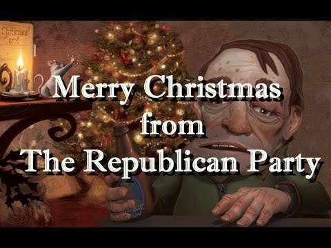 Merry Christmas from the Republican Party