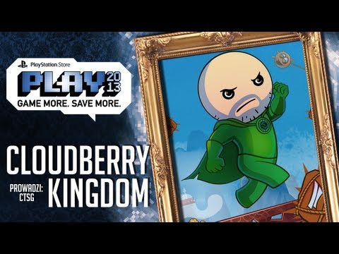 Cloudberry Kingdom (The Arcade) - PlayStation Store PLAY 2013