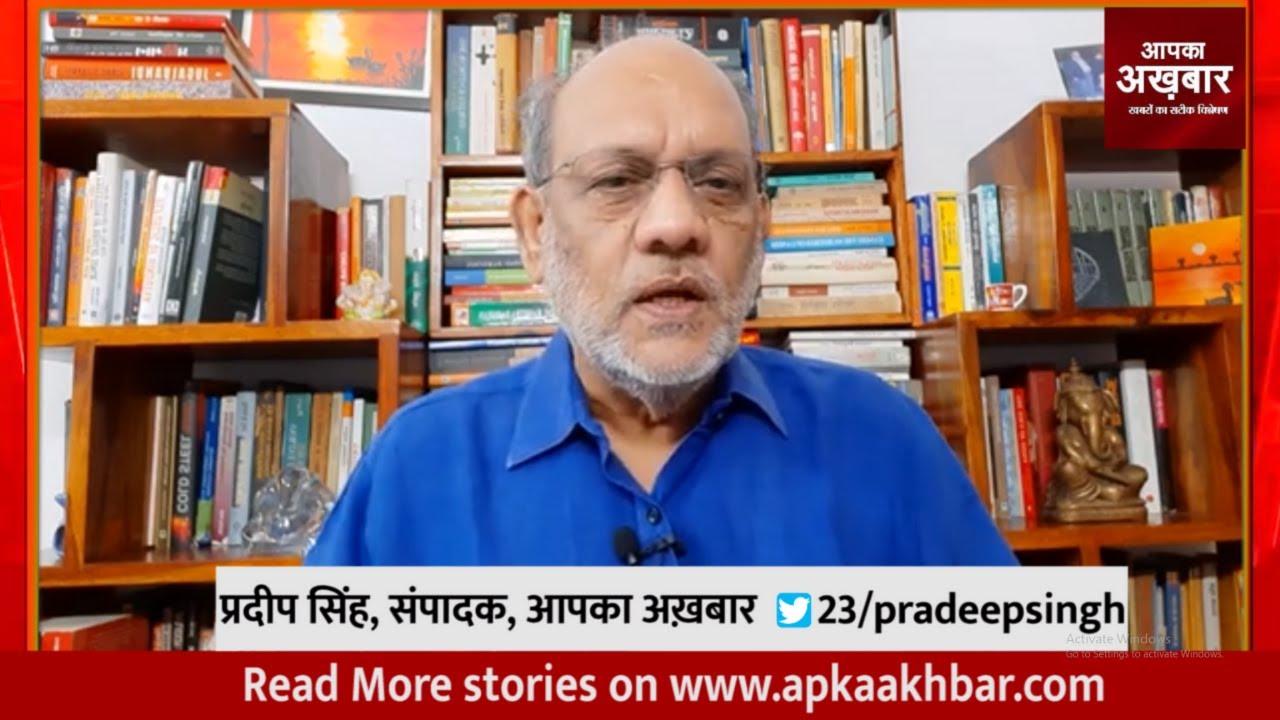 Download कन्हैया कुमार ने दिया राहुल गांधी को पहला तोहफा। करना होगा क़ुबूल । 25 October I Apka Akhbar