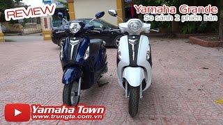 Yamaha Grande DX vs Grande STD - So sánh 2 phiên bản! ✔