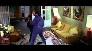 James Bond Brutal Fight Scenes