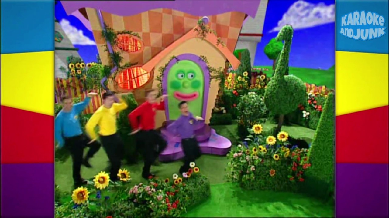 The Wiggles - In the Wiggles World (with WRONG sound effects)