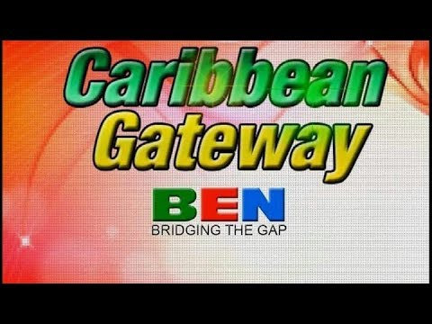 CARIBBEAN GATEWAY SHOWS COMING SOON ON BEN TV SKY TV  WITH Chef Ricardo Cooking