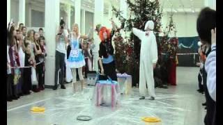 Алиса в Стране Чудес Мыльное шоу