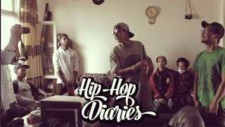 Hip-Hop Diaries EP.3 | CEO Of Raw Barz discusses Sacar, Laure VS Balen? | Cypher: VTEN On Fire