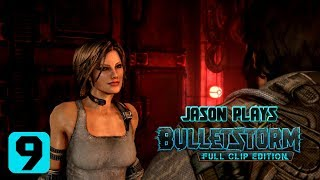 Lets Play Bulletstorm Full Clip Edition Xbox One Part 9 | Trishka Beatdown