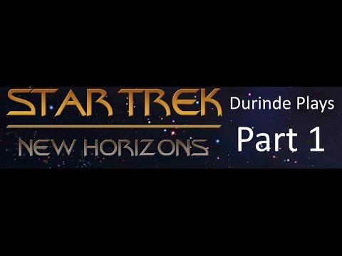 Let's Play Stellaris (Star Trek: New Horizons Mod) - Part 1- Spoonheads