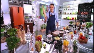 """""""Еда"""" от 16 декабря 2017: клюква, лапша, отрава в чае и 5 модных кулинарных техник"""