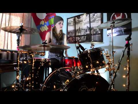 Burn - Crown The Empire - Punk Goes Pop (drum Cover)