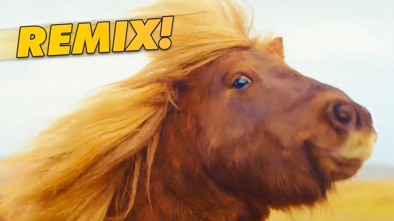 PONY SALVAJE - remix!