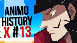 Animu History X - #13 ('El día del Artículo 13, las Networks y la gelatina') ft. TheRoyalShichibukai thumbnail