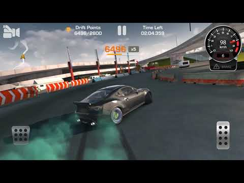Carx Drift Racing - Asura M1 Ultimate Setup, Parking A (Android Gameplay)