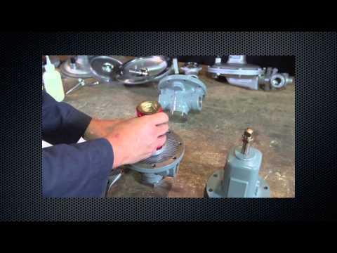 Fisher MR95 Pressure Reducing Regulator: Maintenance