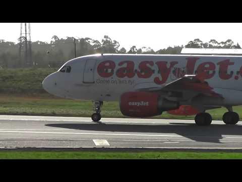 Francisco Sá Carneiro Airport - Takeoffs 26-10-2013