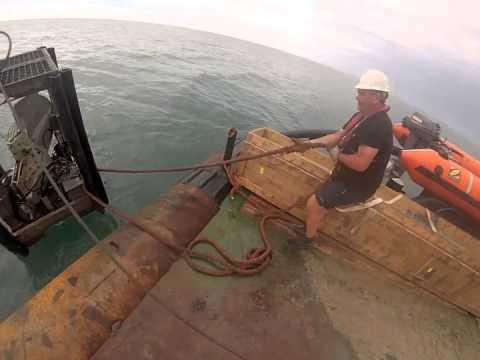 Marine Geotechnical Site Investigation