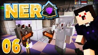 Spontaner Gastbesuch im Dungeon! | #06 | Minecraft NERO