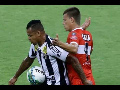 Gols, Ceará 1 x 1 CRB - Brasileirão Série B 27/08/2016