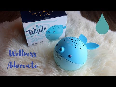 doterra-essential-oils-diffuser-the-whale