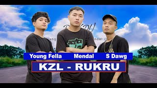 Young Fella, S Dawg, Mendal (KZL) - RUKRU (Official Music Video)