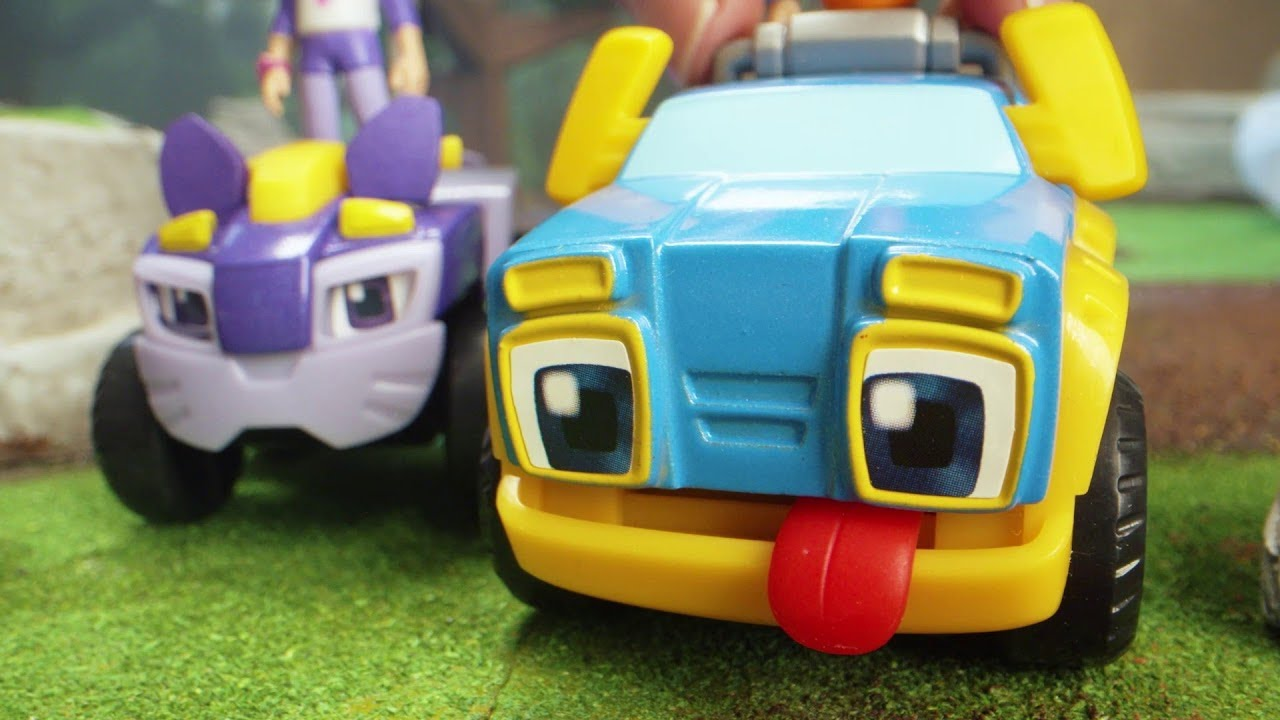 Lost - Rev and Roll Toyplay - WildBrain