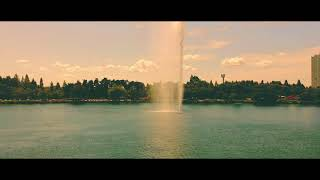 DJI Spark Footage - Ilsan Lake Park