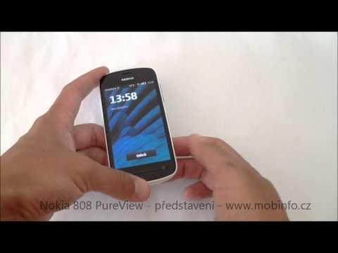 Nokia 808 PureView - představení - Mobinfo.cz