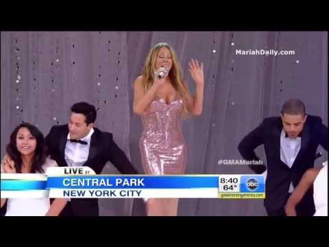 Mariah Carey - We Belong Together (Live On Good Morning America)