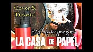 Baixar LA CASA DE PAPEL - TUTORIAL y MINI COVER|