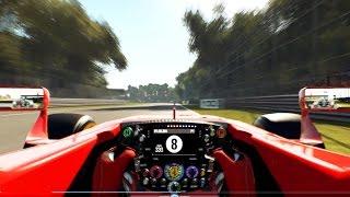 F1 2015 + SweetFX 2.0 Graphics MOD | COCKPIT Camera | ULTRA 1080p HD