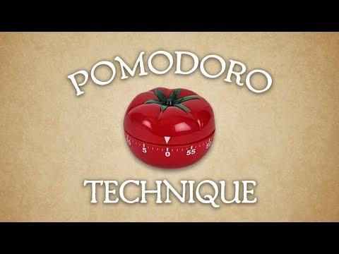 Technika pomidora - metoda efektywnego zarządzania czasem