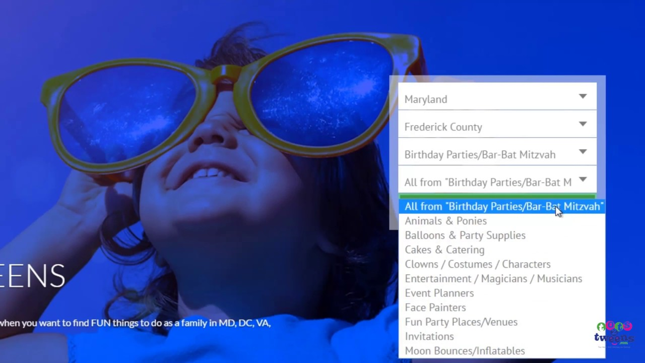BEST Directory For Parents To Find Birthday Party Venues Summer Camps More Services