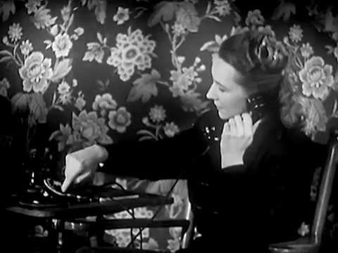 Telephones: Along Party Lines - circa 1940's - CharlieDeanArchives / Archival Footage