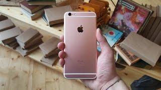 Отдельный обзор iPhone 6s Plus