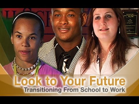 VR's School-to-Work Transition Services