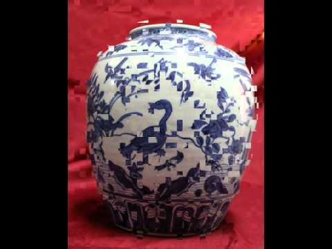 11 Antique Chinese Porcelain Middle Ming Dynasty Duck Vaseavi Youtube