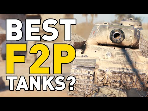 Best Free To Play Tanks In World Of Tanks?