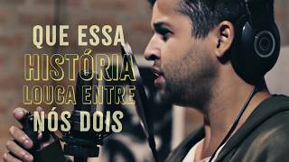 Pode Acreditar - Jota & Felipe feat. Pra Valer (Lyric Video)