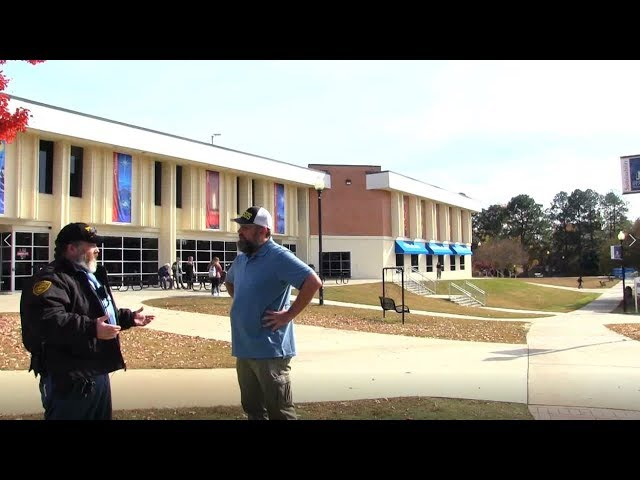Columbus State University - Free Speech Hindered? - Open Air Preaching - Kerrigan Skelly