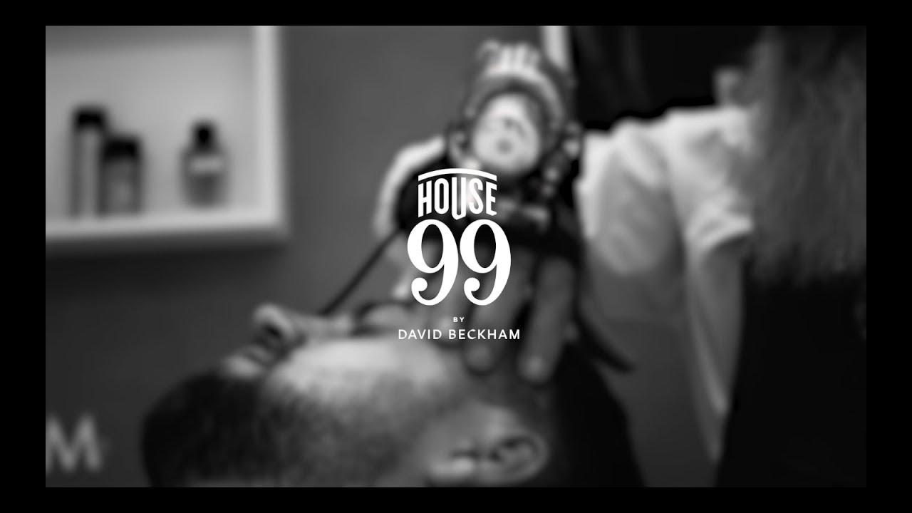HOUSE 99 BY DAVID BECKHAM x HAGI'S BARBER SHOP